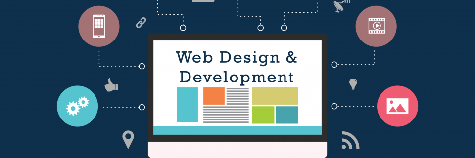 Build your business website with Our